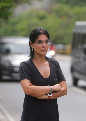 Luciana Silva Tamburini foi condenada a indenizar em R$ 5.000 o juiz João Carlos de Souza Correa por conta da abordagem ao magistrado - Guilherme Pinto/Agência O Globo