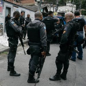 Desde o início de abril, pelo menos 11 pessoas foram mortas pela polícia no Rio - Fabio Gonçalves/ Agência O DIa/ Estadão Conteúdo