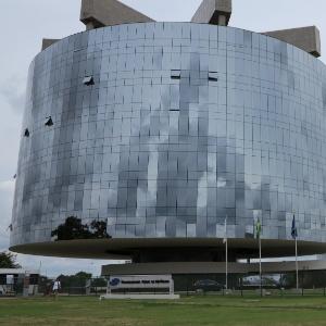 Prédios da PGR (Procuradoria-Geral da República), em Brasília