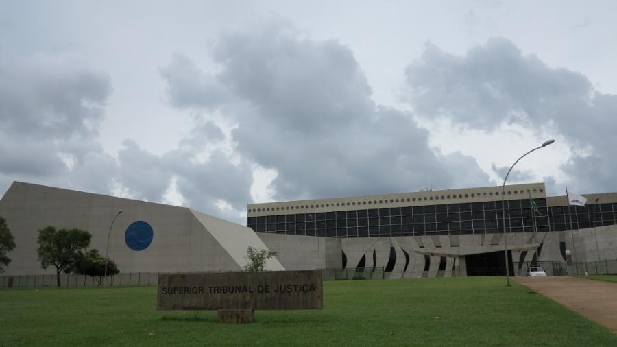 Sede do STJ (Superior Tribunal de Justiça), em Brasília - Kleyton Amorim/UOL
