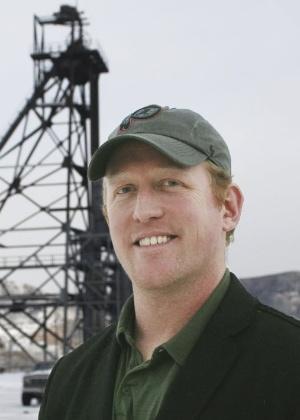 """O ex-Navy Seal Robert O""""Neill - Walter Hinick/The Montana Standar/ Reuters"""