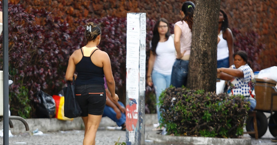 8.nov.2014 - Érika Cruz foi eliminada neste sábado (8) após confirmar que usou lápis para marcar as respostas das questões de múltipla escolha do Enem, em Belo Horizonte