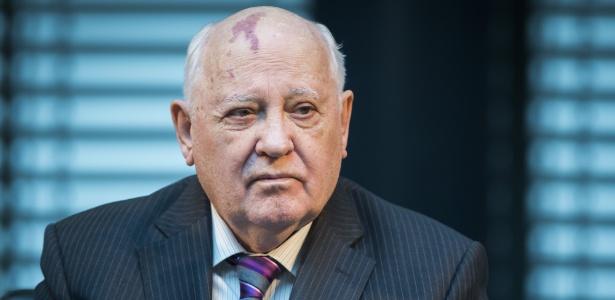 Mikail Gorbachev, o último líder da União Soviética