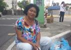 Quero mudar de vida, diz ex-catadora de 50 anos - Rayder Bragon/UOL