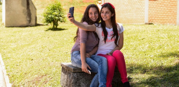 Selfie: assim pode - Lucas Pontes/UOL