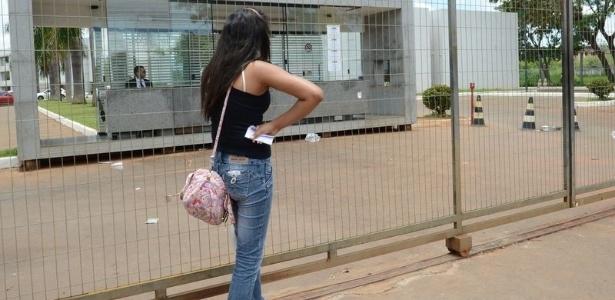 Candidata se confunde, erra lugar de prova e perde Enem no DF - Elza Fiuza/Agência Brasil