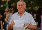 Enem pela primeira vez aos 73 anos - Jarbas Oliveira/UOL