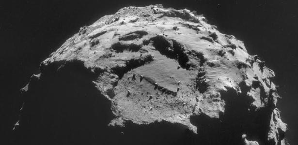 Local de pouso da sonda Rosetta no cometa abrange cerca de 1 km²
