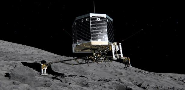 Philae: robô ainda não acordou de seu sono, segundo cientistas