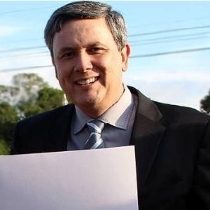 César Faria (PSD), presidente da Câmara Municipal de Florianópolis - Divulgação