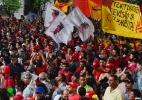Protestos e greves pelo Brasil - Fernando Zamoura/ Futura Press/ Estadão Conteúdo