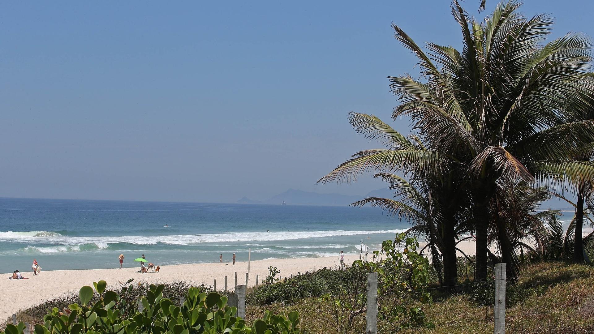 d9766f058f8 Fotos  Conheça as praias do Rio que estão sempre próprias para banho ...