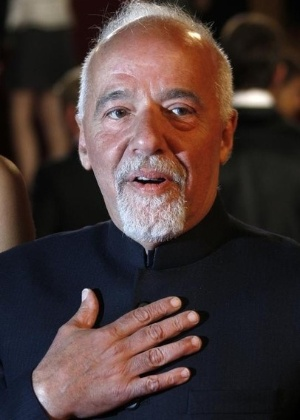 O escritor Paulo Coelho - Christian Hartmann/Reuters