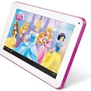 Tablet tectoy disney princesas tem apps exclusivos e for O tablet price list 2014