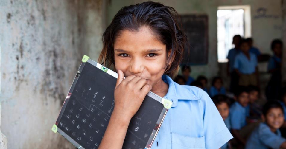 educate girls; índia; educação