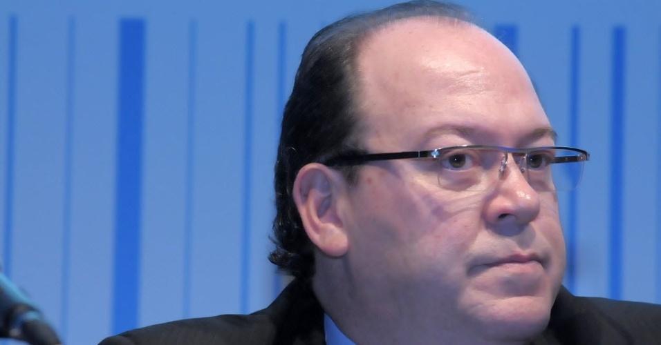 EDUARDO HERMELINO LEITE - Vice-presidente da Camargo Corrêa
