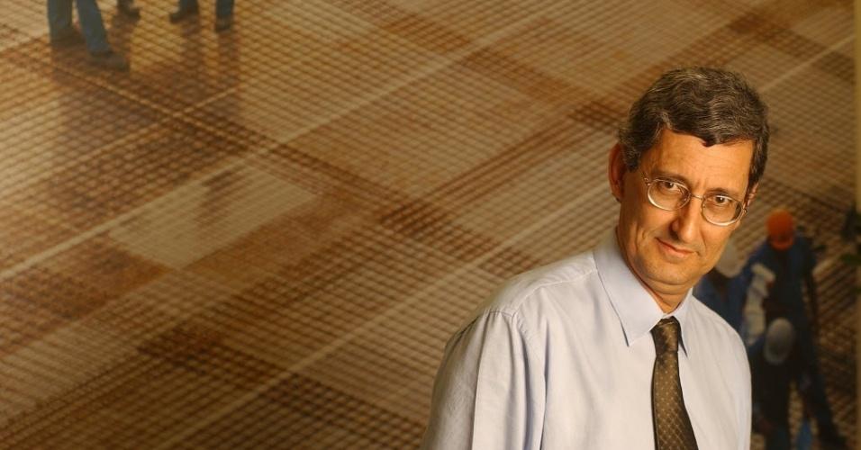 JOÃO RICARDO AULER - Presidente do Conselho de Administração da Camargo Corrêa, preso temporariamente