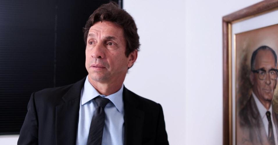 SERGIO CUNHA MENDES - Vice-presidente executivo da Mendes Júnior, preso temporariamente
