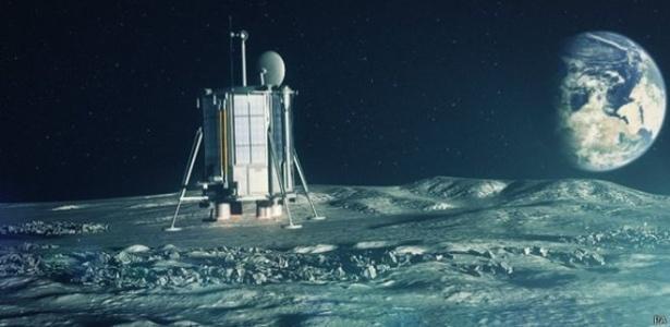 """Missão internacional faz """"vaquinha"""" para chegar à Lua"""