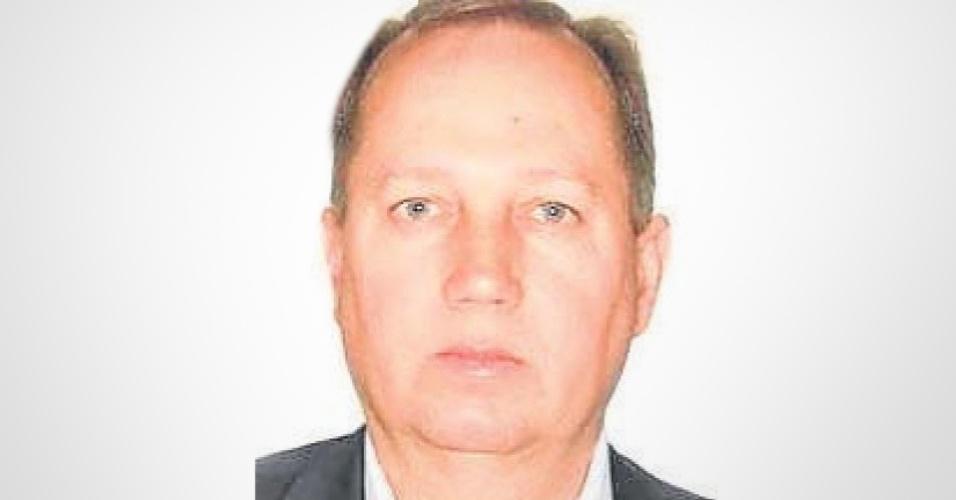 OTTO GARRIDO SPARENBERG - Diretor de operações da Iesa, preso temporariamente
