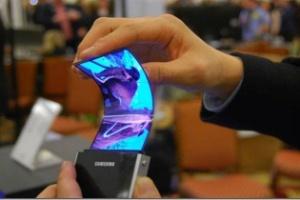 Ele vem aí! Celular dobrável da Samsung será um tablet que cabe no bolso (Foto: Divulgação)