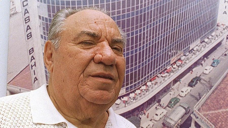 20.nov.2014 - O fundador das Casas Bahia, o empresário Samuel Klein - Janete Longo/Folhapress/Arquivo