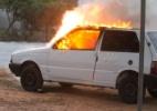 Criminosos queimam veículo e ônibus na zona norte de São Paulo - Leonardo Benassatto/Futura Press