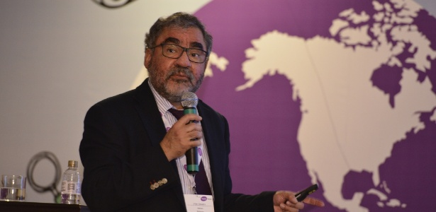 Jorge Sequeira é diretor da Secretaria de Educação para a América Latina e Caribe da Unesco