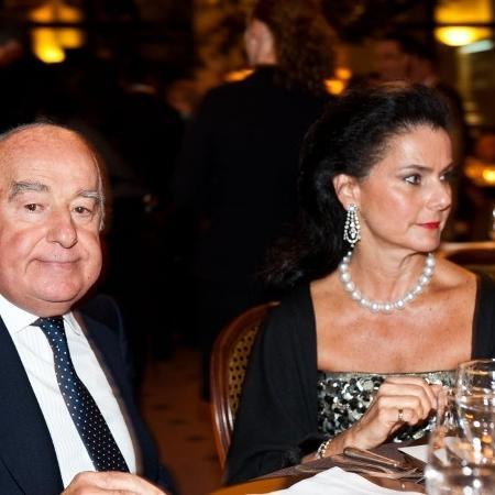 Joseph Safra, dono do Grupo Safra - Alexandre Rezende/Folhapress