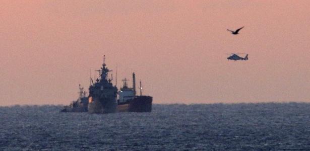 Navios de carga também precisam adequar suas metas de emissões de CO2