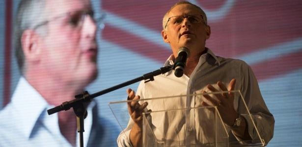 O secretário estadual de Segurança Pública do Rio de Janeiro, José Mariano Beltrame