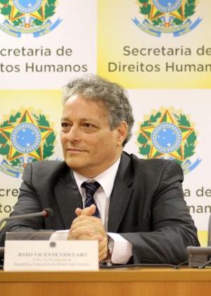 """Em entrevista ao UOL, João Vicente Goulart, filho do ex-presidente João Goulart, diz que Dilma está sendo vítima de um """"golpe"""""""