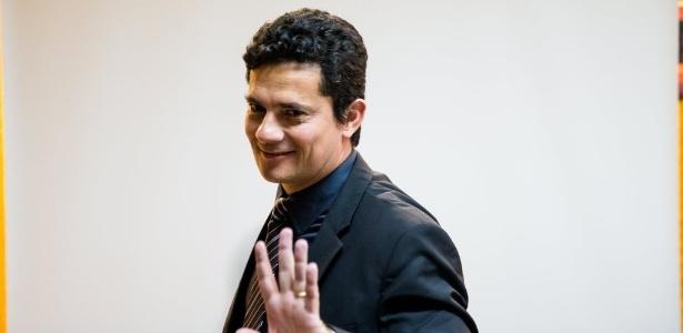 Cabe agora ao juiz Sérgio Moro, que está à frente das ações penais resultantes da operação Lava Jato, decidir se aceita a denúncia do MPF - Ricardo Borges - 4.dez.2014 /Folhapress