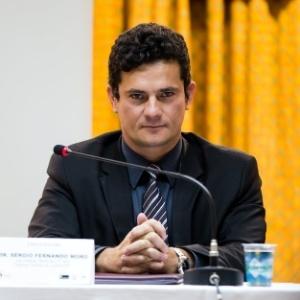 O juiz Sergio Moro, que conduz os processos originados pela Operação Lava Jato