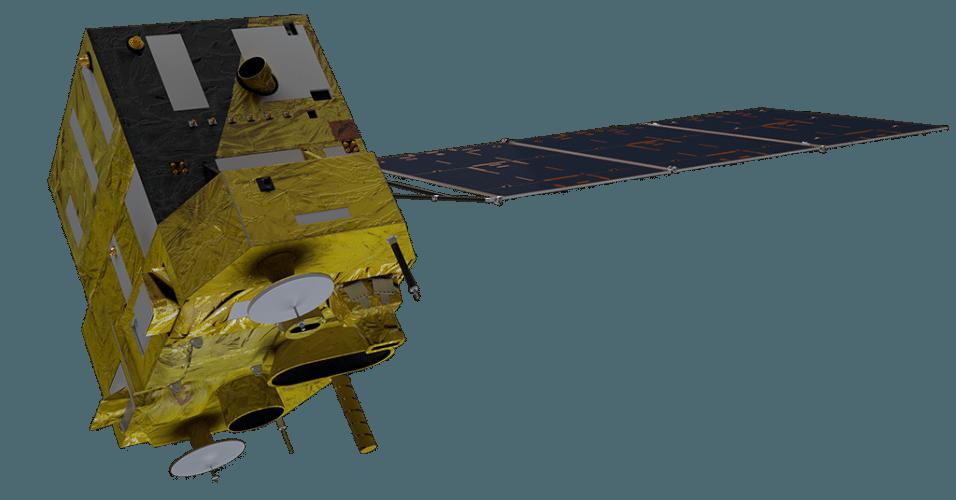 5.dez.2014 - A apenas dois dias de completar um ano do fracasso do lançamento do satélite CBERS-3, o Brasil e a China se preparam para lançar na órbita da Terra, na madrugada deste domingo (7), o CBERS-4, o quinto do programa de sensoriamento remoto resultante da parceria sino-brasileira, que existe desde 1988.