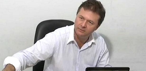 O juiz Marcelo Baldochi, que deu voz de prisão a funcionários da TAM por chegar atrasado e ser barrado para embarque em um voo