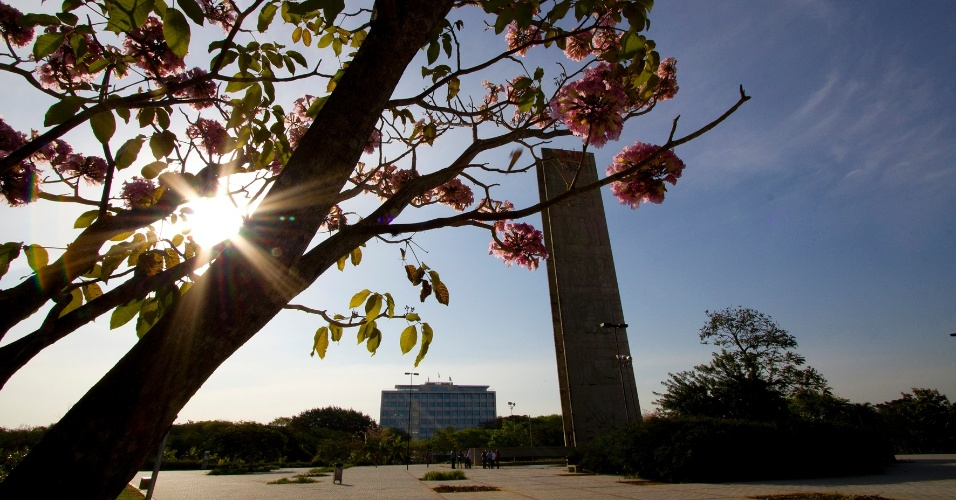 Praça do Relógio; USP