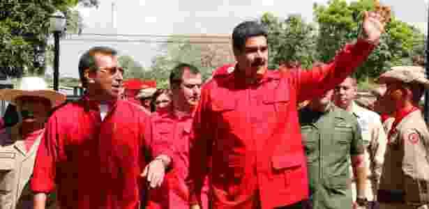 Presidência da Venezuela/Xinhua