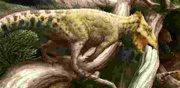 Copyright Brian Engh/cortesia do Museu de Paleontologia Raymond M. Alf