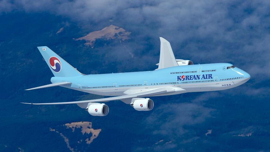 Korean Air foi uma das poucas a ter lucro durante a crise - Divulgação