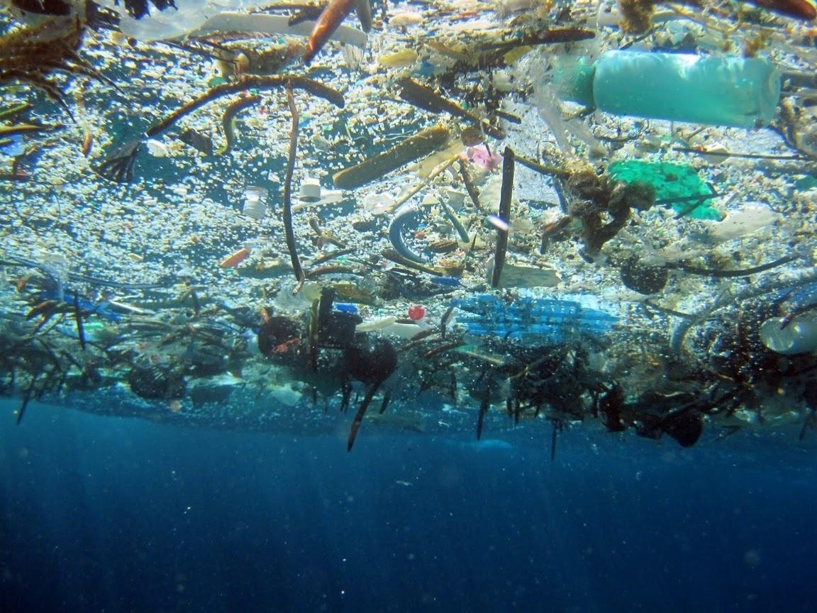 Como a poluição por plástico ameaça a vida na Terra - 16/12/2017 ...