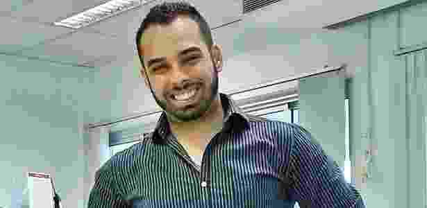 Thiago Barbosa - Arquivo pessoal - Arquivo pessoal