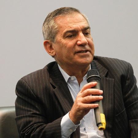 """Arquivo - """"Não tem plano B, o presidente Lula é o candidato"""", diz Gilberto Carvalho  - Alan Marques/Folhapress"""