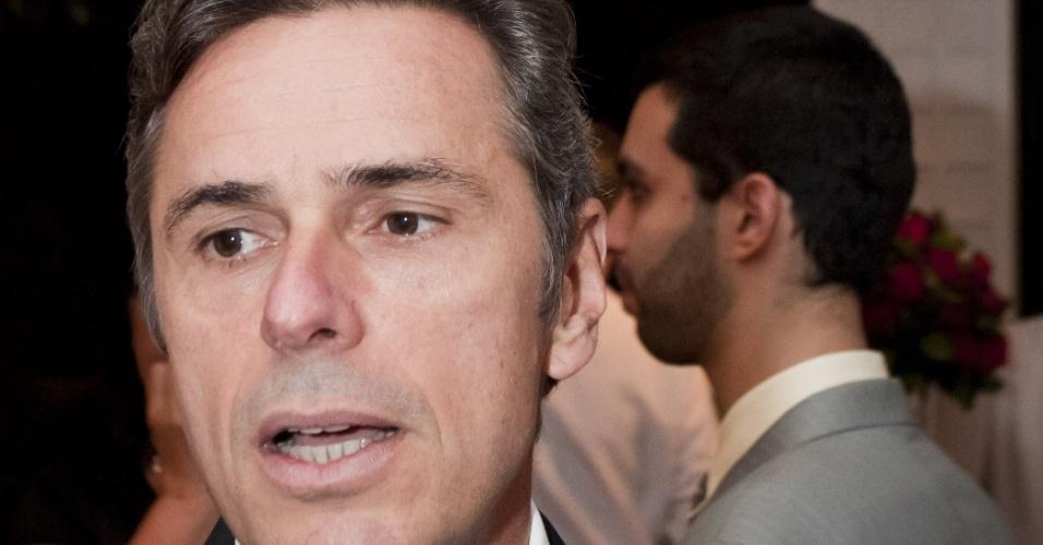 12.dez.2014 - DARIO DE QUEIROZ GALVÃO FILHO - Da Galvão Engenharia, está entre os denunciados pelo MPF (Ministério Público Federal)