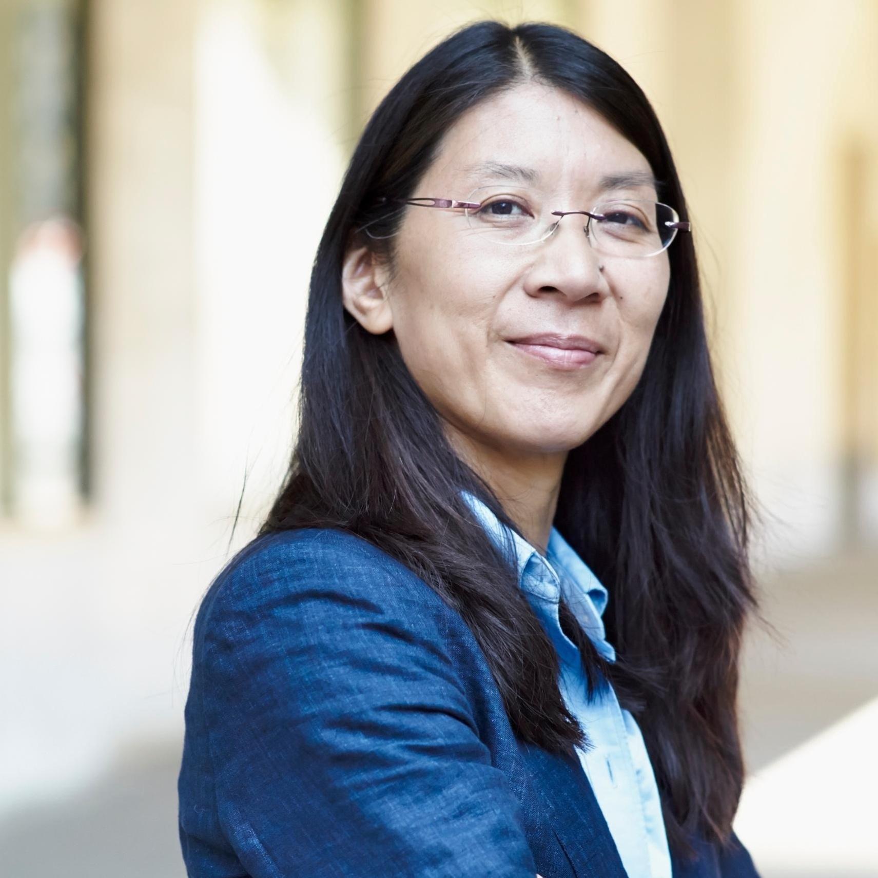 13.dez.2014 - A canadense Joanne Liu é atualmente a presidente da organização sem fins lucrativos Médicos Sem Fronteiras. Ela foi reconhecida entre as Mulheres de 2014 na lista do britânico