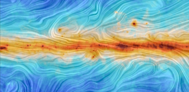 Via Láctea 'pode ser buraco de minhoca para viagens no tempo'