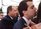 Cabral reaparece e é assediado em diplomação de eleitos no Rio - João Laet/Agência O Dia/Estadão Conteúdo