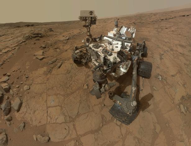 Cientistas ainda são cautelosos quanto à existência de vida em Marte, mas reconhecem indícios identificados pelo Curiosity