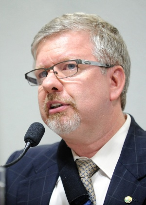 O relator da CPI (Comissão Parlamentar Mista de Inquérito) da Petrobras, deputado Marco Maia (PT-RS)
