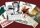 Álcool e cigarro no trabalho em propagandas antigas - Montagem